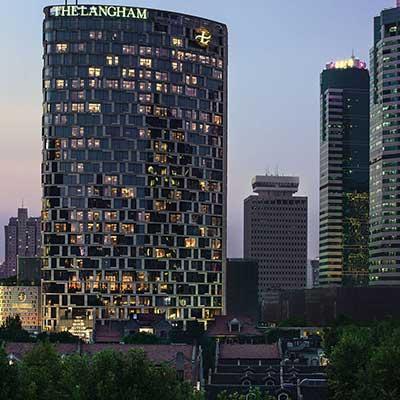 上海新天地朗廷酒店消防年检